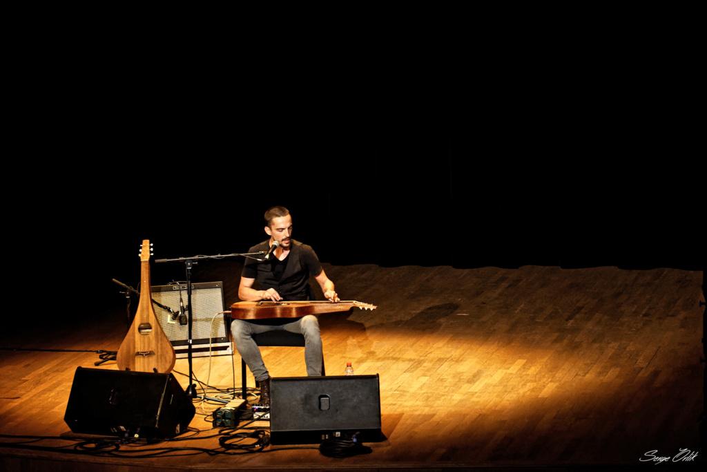 Olivier GOTTI au Centre Culturel de Remiremont 10/10/2018 Dsc_7610