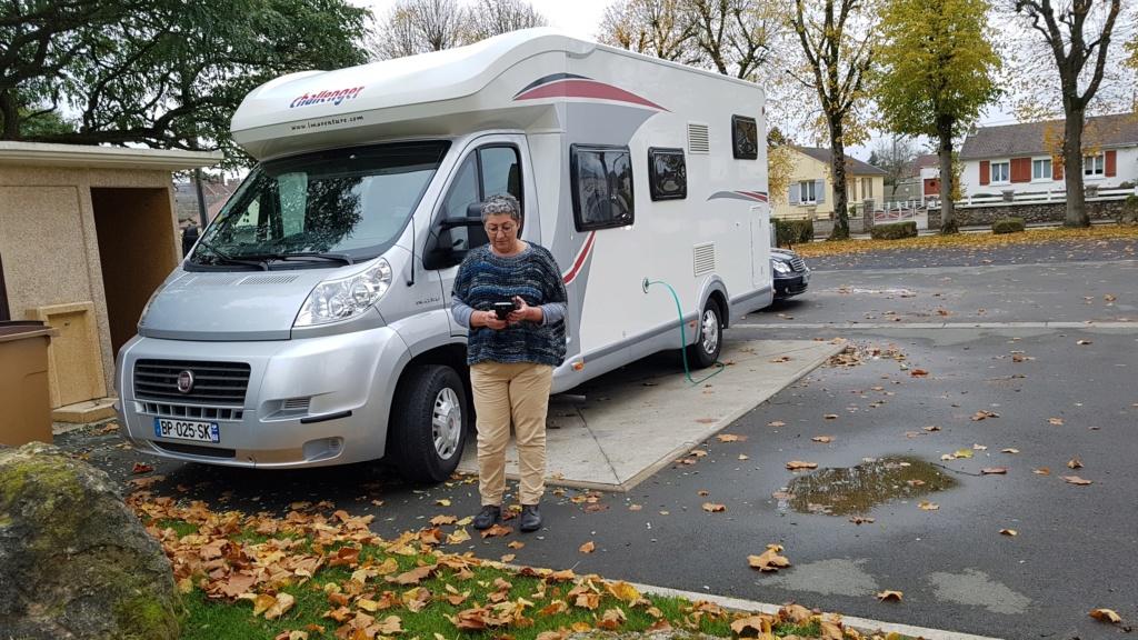 Projet de camping-car - moto embarquée - Page 2 20191111