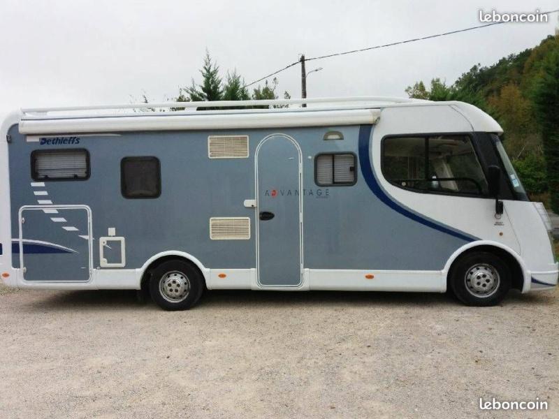 Projet de camping-car - moto embarquée Dethle10