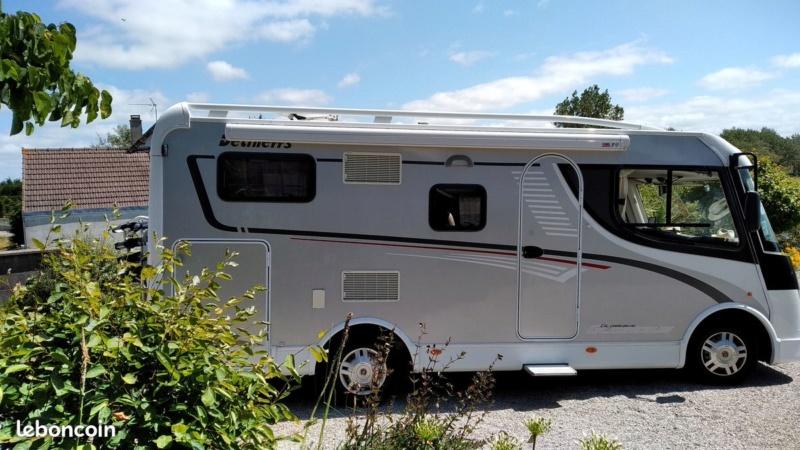 Projet de camping-car - moto embarquée Globeb10