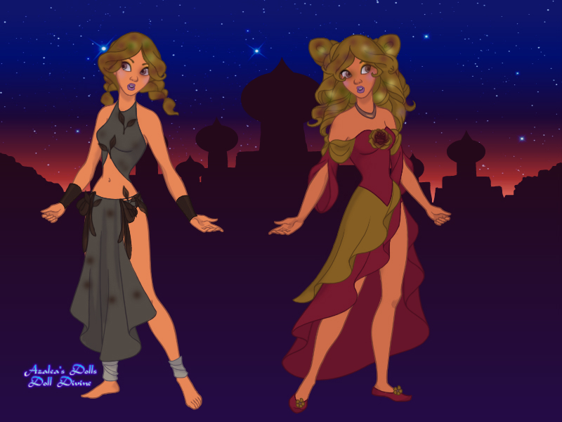 Dollmakers Dollhouse - non-ElfQuest related dollz - Page 11 Arabia10
