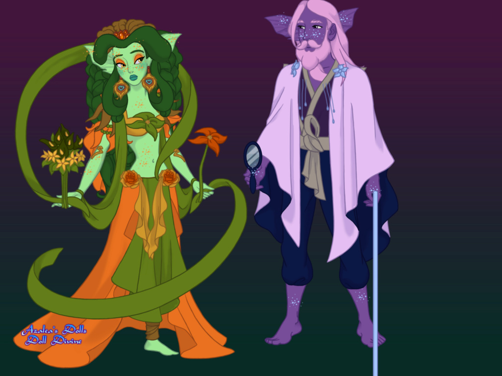 Dollmakers Dollhouse - non-ElfQuest related dollz - Page 11 Arabia11
