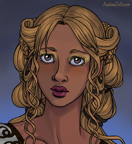 Dollmakers Dollhouse - non-ElfQuest related dollz - Page 11 Elven-11