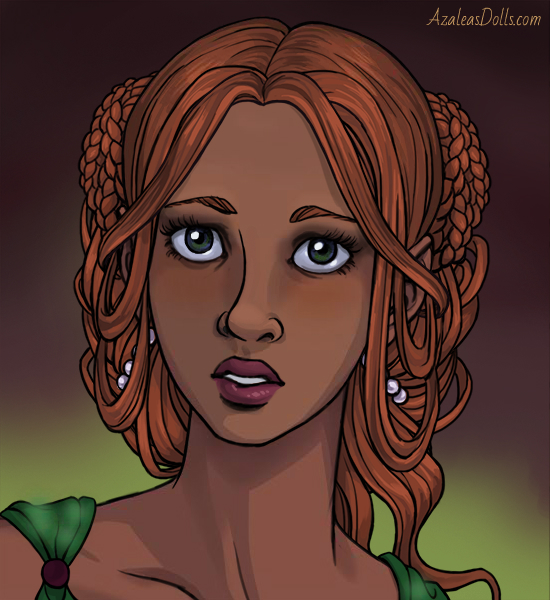 Dollmakers Dollhouse - non-ElfQuest related dollz - Page 19 Elven-33