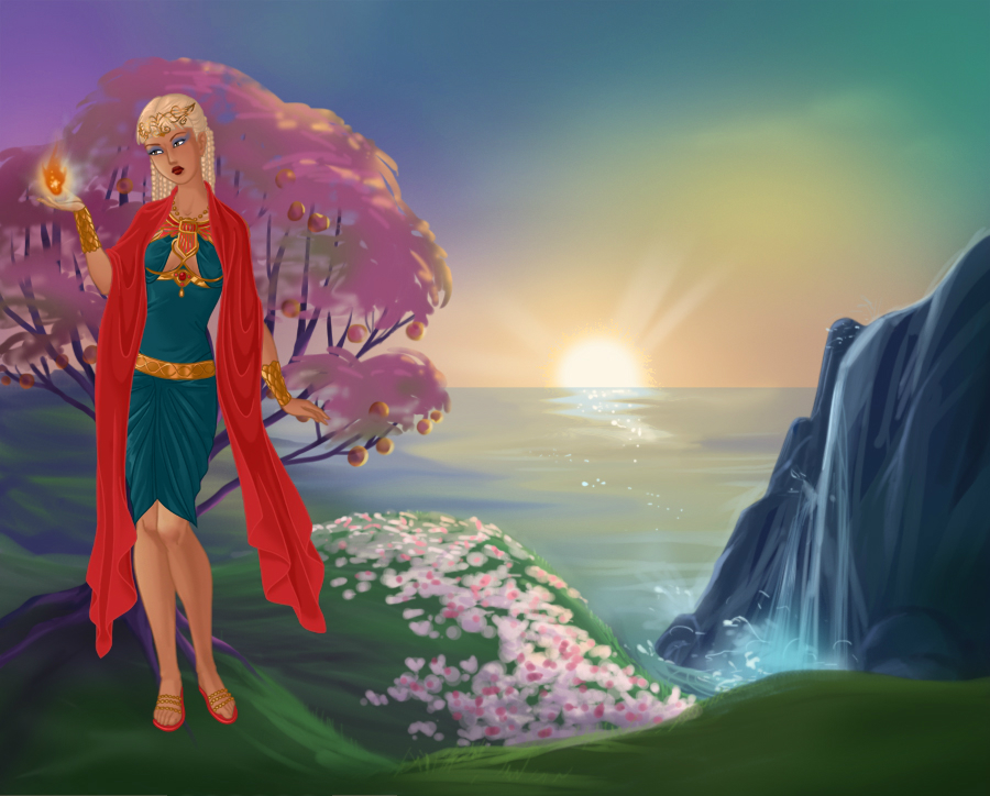 Dollmakers Dollhouse - non-ElfQuest related dollz - Page 38 Goddes37