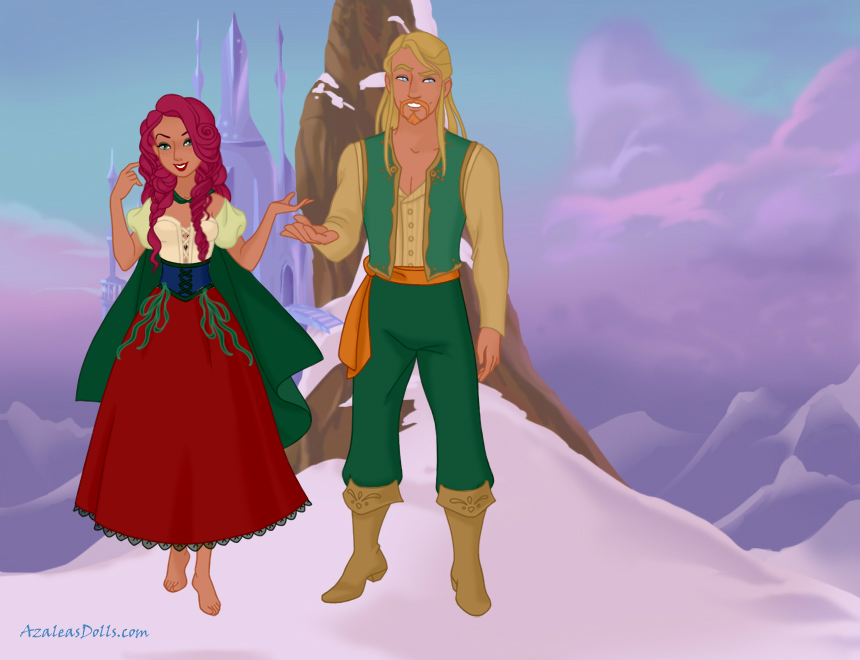 Dollmakers Dollhouse - non-ElfQuest related dollz - Page 17 Snow-q18
