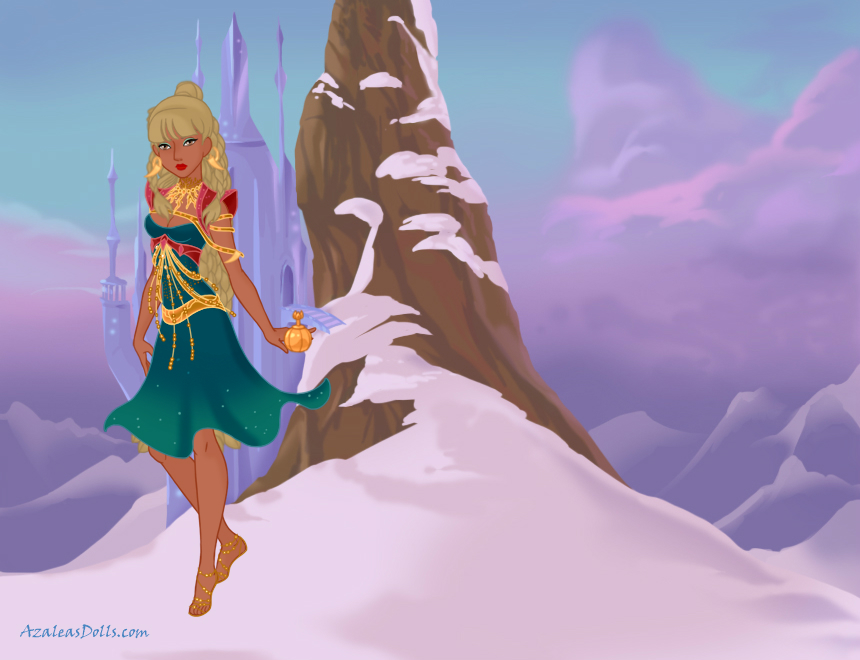 Dollmakers Dollhouse - non-ElfQuest related dollz - Page 23 Snow-q23