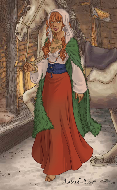 Dollmakers Dollhouse - non-ElfQuest related dollz - Page 17 Viking16
