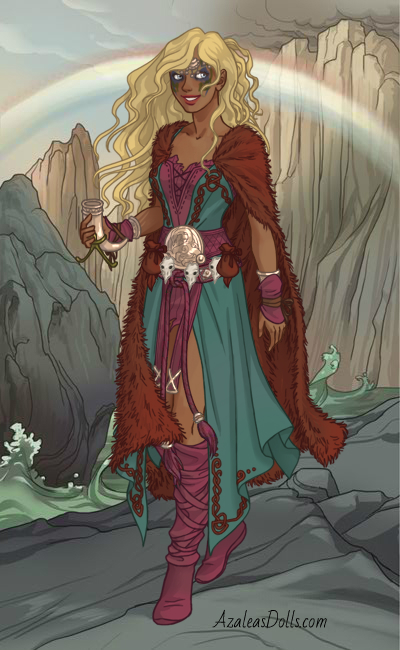 Dollmakers Dollhouse - non-ElfQuest related dollz - Page 39 Viking47