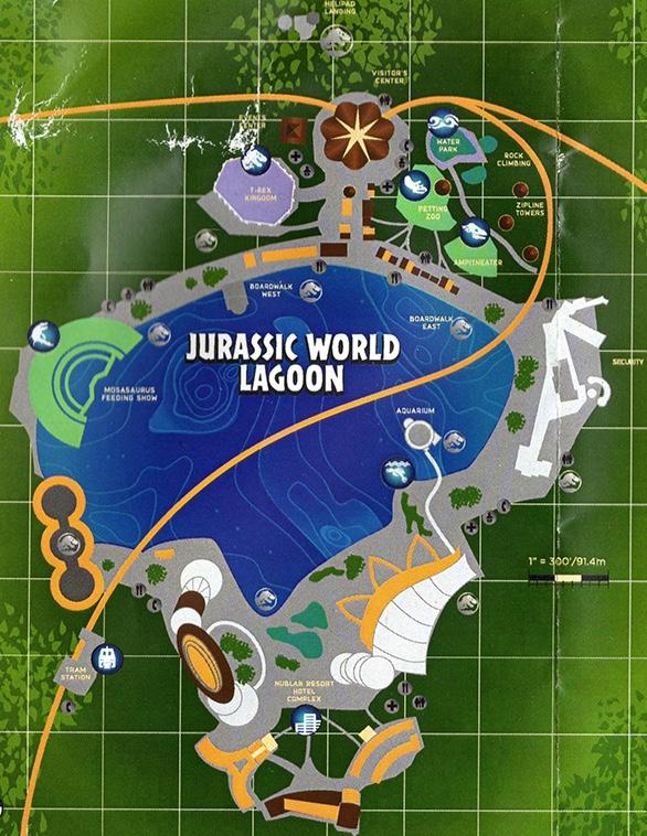 Mosasaurus Lagoon retcon 93c3a810