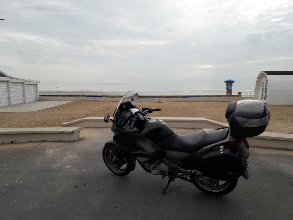 Côte Ouest jusqu'à Deauville 20190618