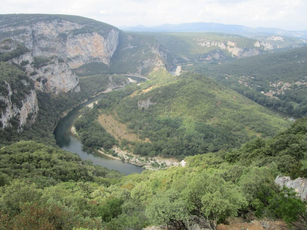 Gorges de l'Ardèche  Gorges11