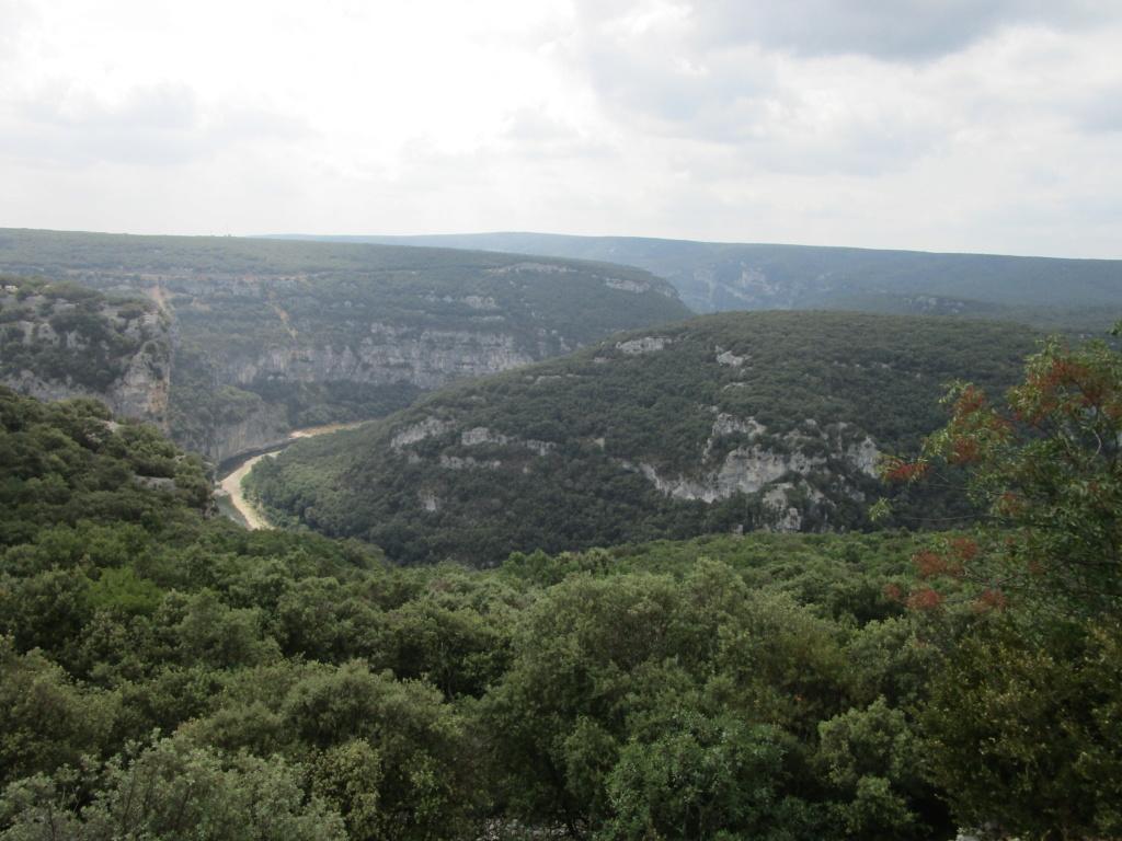 Gorges de l'Ardèche  Gorges12