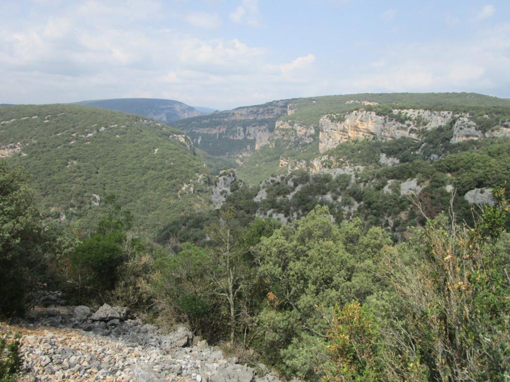 Gorges de l'Ardèche  Gorges14