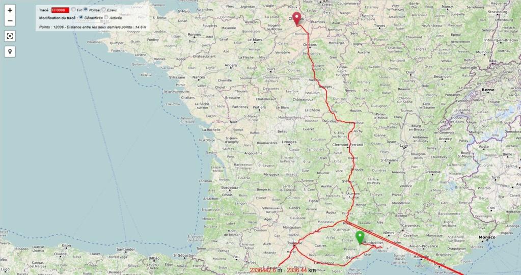 Tour de France de la Mascotte V2Honda - Page 8 Parcou10