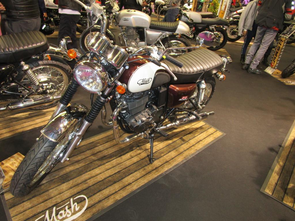Salon de la Moto 2019 à Marseille. Salon_15