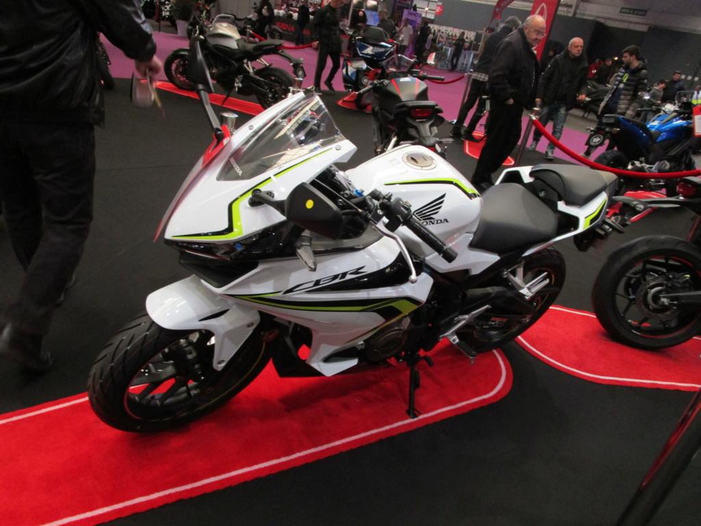 Salon de la Moto 2019 à Marseille. Salon_16