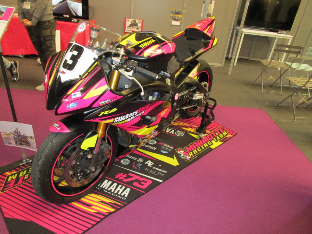Salon de la Moto 2019 à Marseille. Salon_25