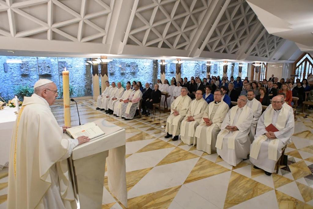 Le Pape à Sainte Marthe 0-1-1510