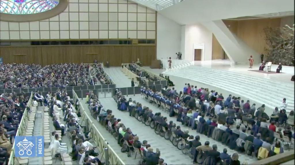 Tous les Mercredis : Audience Générale de notre Pape François!! Captur17