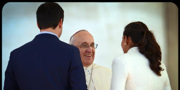 """""""Le Pape François, un homme de parole"""" film de Wim Wenders.  Complz10"""