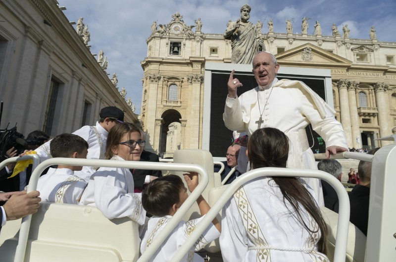 Tous les Mercredis : Audience Générale de notre Pape François!! - Page 2 Cq5dam12