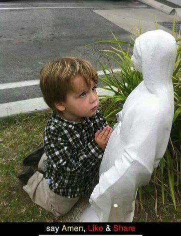 Marie, nouveau précurseur du Christ pour sa deuxième Venue ? Enfant10