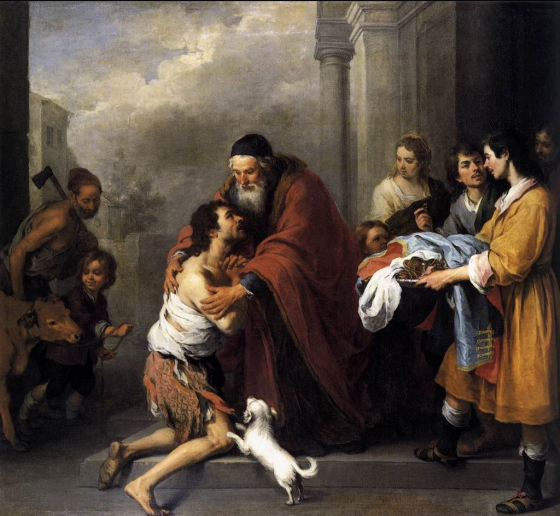 Joseph ou le déploiement de la grâce - Page 3 Enfant15