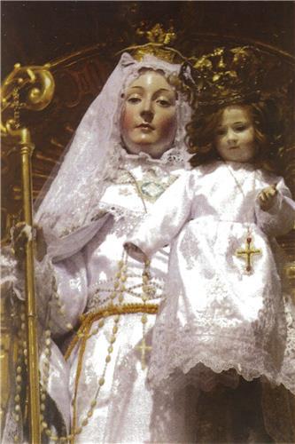La Très Sainte Vierge, la grande prophète de notre temps Iub11
