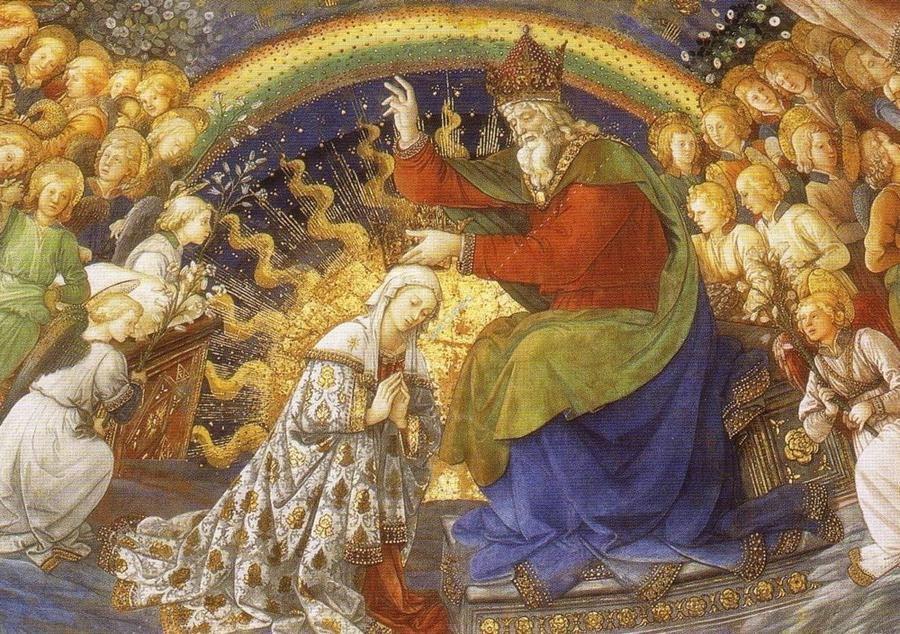 ++++Fête de L'Assomption de la Très Sainte Vierge Marie++++ Iubsd510