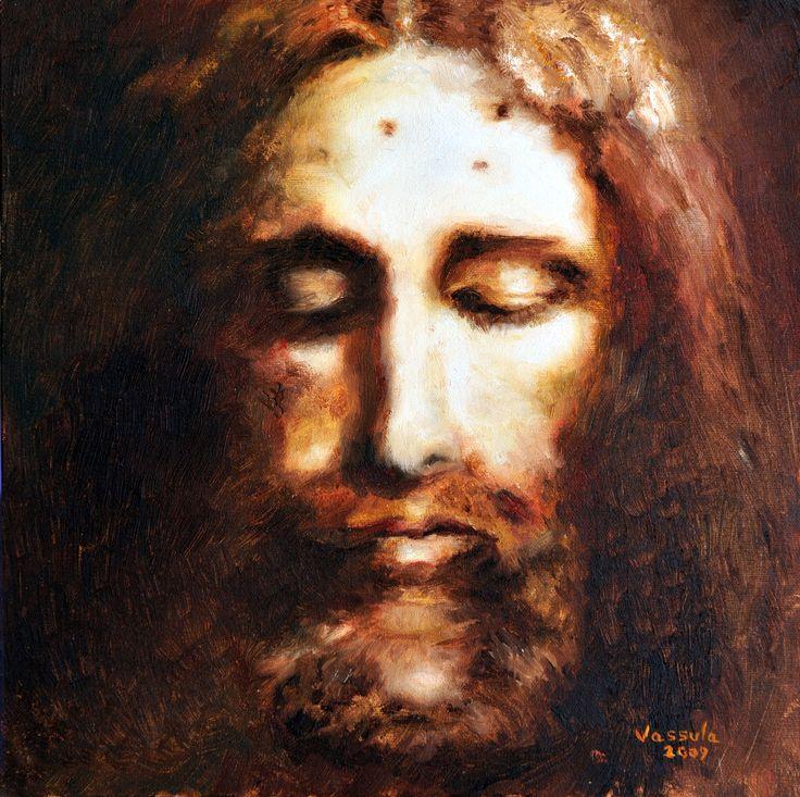 Images Miraculeuses du visage de Jésus !! A authentifier Jesus_11