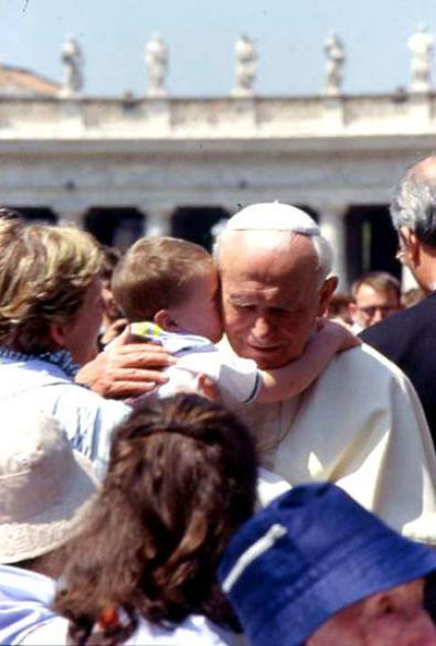 Une grande prière pour la vie : quarante après ? Jp_ii_11