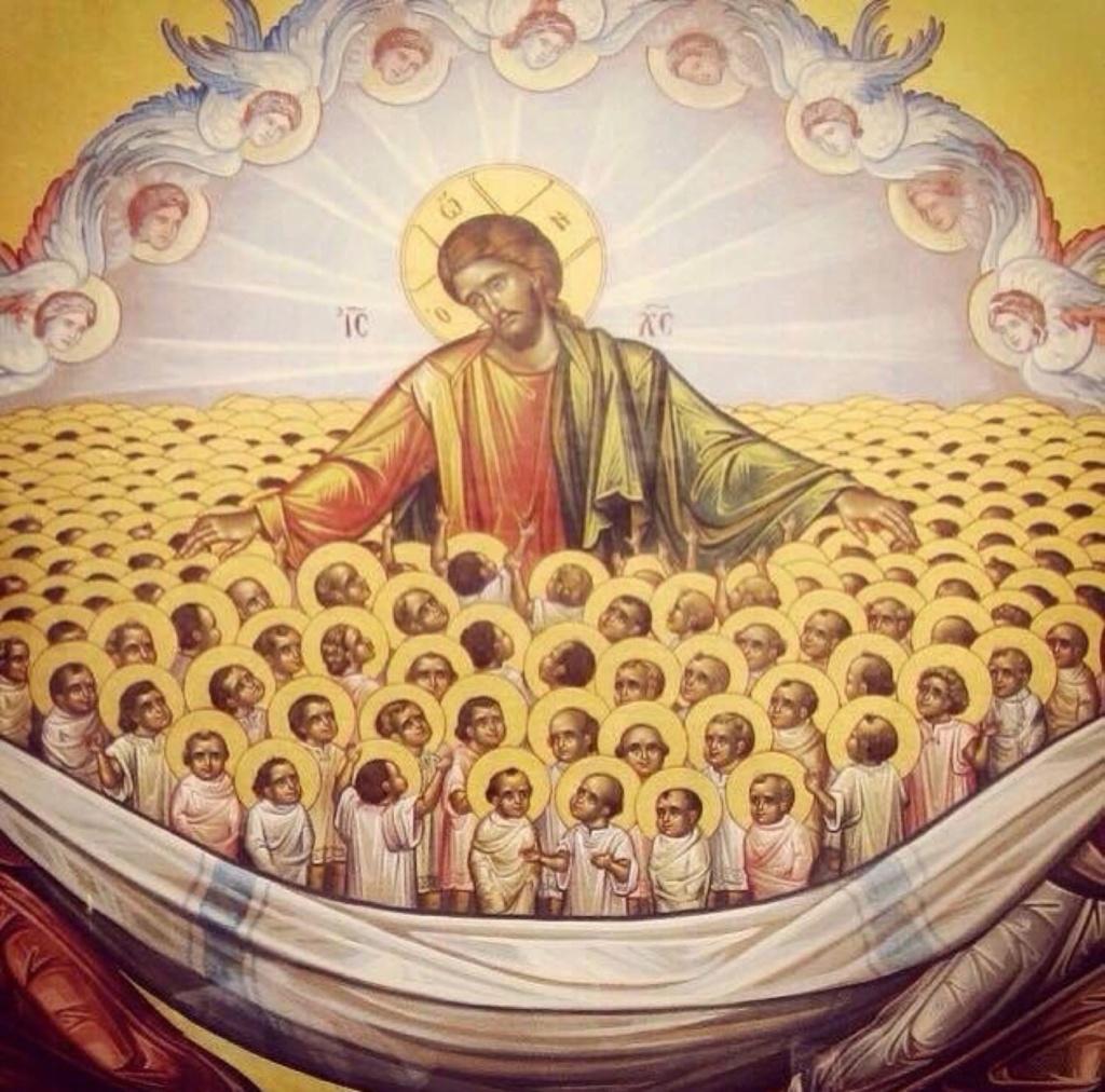Les enfants des fausses-couches et des avortements vivent:les baptiser - Page 2 Jzosus11