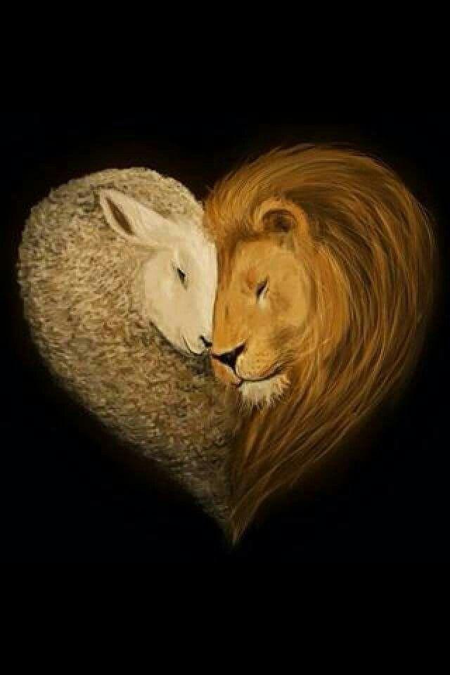 Le déluge ou la conversion et la repentance Lion_e10