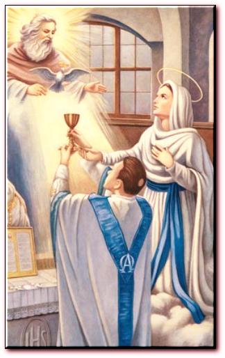 Continuer de prier pour les prêtres M11