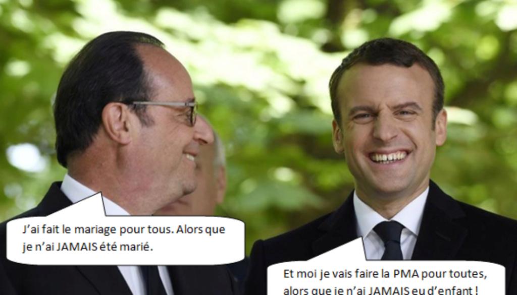Prométhée  - La Relecture  de  La Loi  de  Bioéthique  en 2018 - Page 23 Macron10