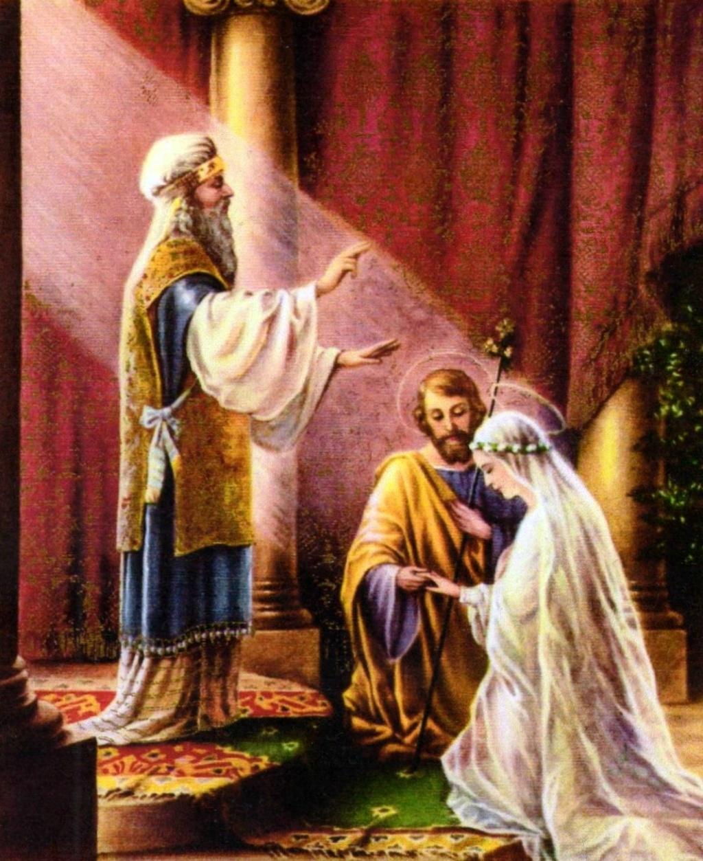 Joseph ou le déploiement de la grâce - Page 2 Mariag11