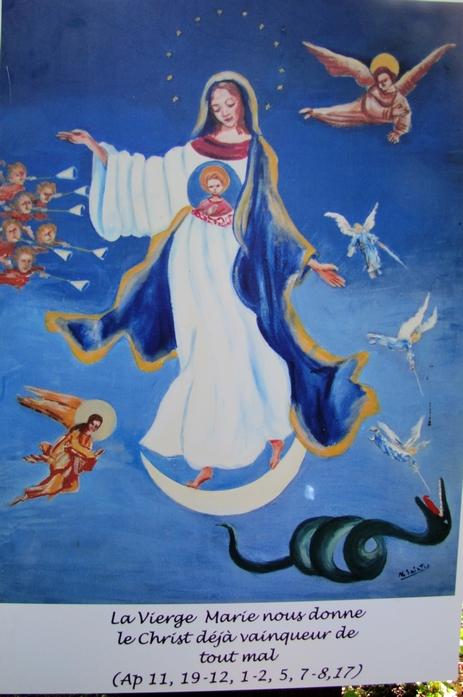 refus de proclamation du dogme de Marie corédemptrice - Page 5 Marie_22