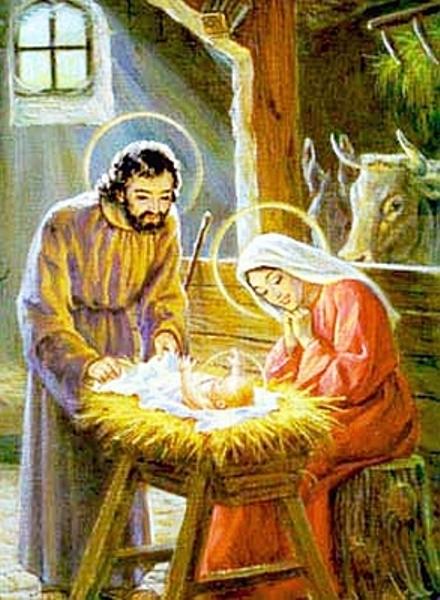 Notre Seigneur Jésus confirme à Ses Saints qu'Il a bien vécu 33 ans sur la terre Noel_s10