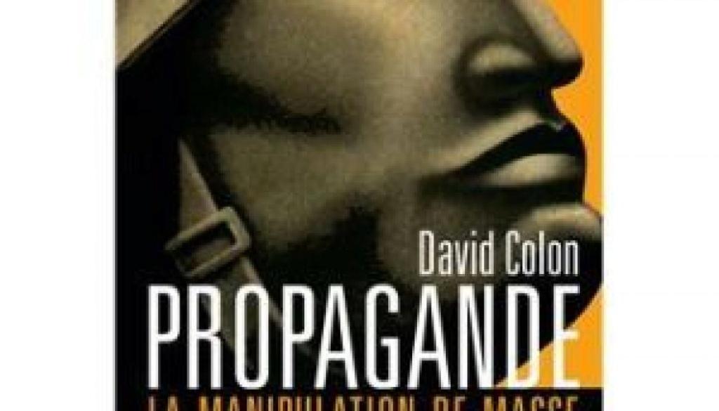 """Livre: """"Propagande : La manipulation de masse dans le monde cont. Propag10"""