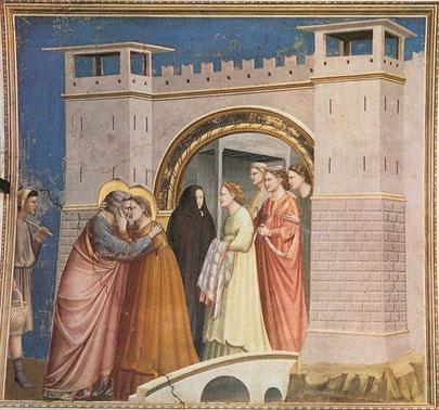 Marie dans l'oeuvre de Maria Valtorta - Page 2 Rencon10