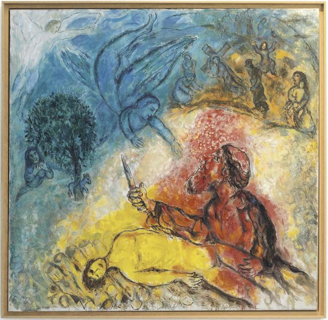Joseph ou le déploiement de la grâce - Page 2 Sacrif10