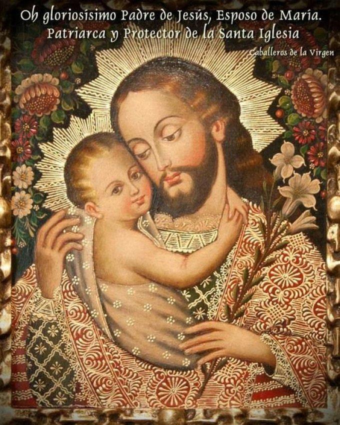 Joseph ou le déploiement de la grâce - Page 2 Saint_13