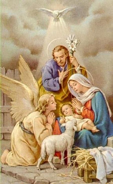 Joseph ou le déploiement de la grâce - Page 2 Saint_15