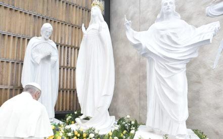✟Toute l'Actualité de notre Saint-Père le Pape François✟ - Page 15 Sanct_10
