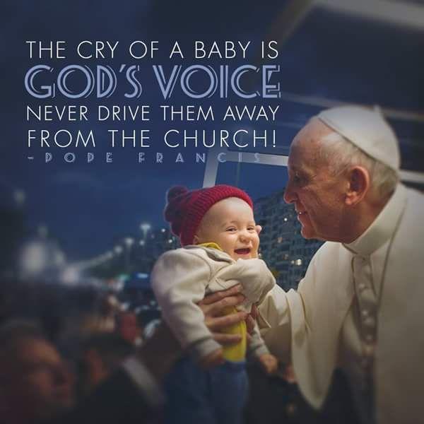 Le Pape et les enfants The_cr10