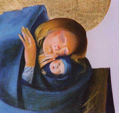 Joseph ou le déploiement de la grâce - Page 3 Vierge10