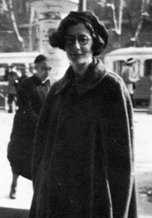 """Simone Weil, la """"Vierge rouge"""" - Documentaire sur KTO W11"""
