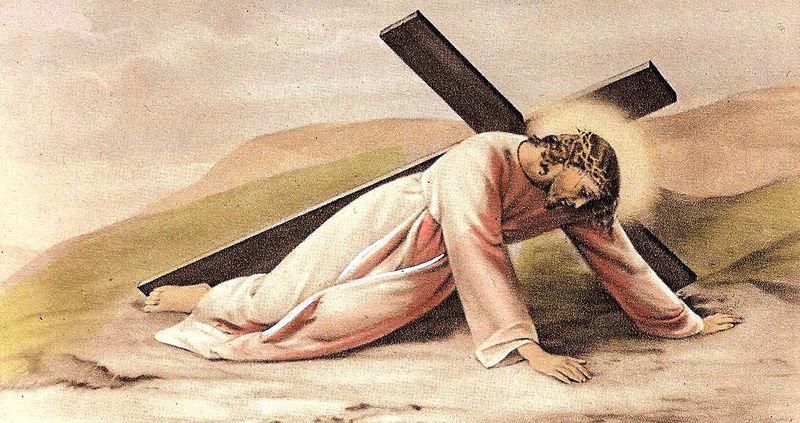 Pière en l'honneur de la plaie inconnue de l'épaule de Notre-Seigneur Jésus-Christ. Zopaul10