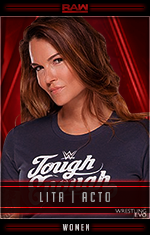 Tag 3 sur WrestlingEVO (PS4) - 10th Years Anniversary Lita10